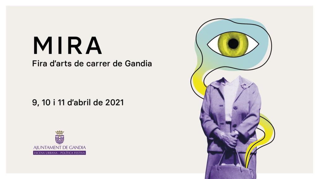 MIRA Feria artes de calle Gandía