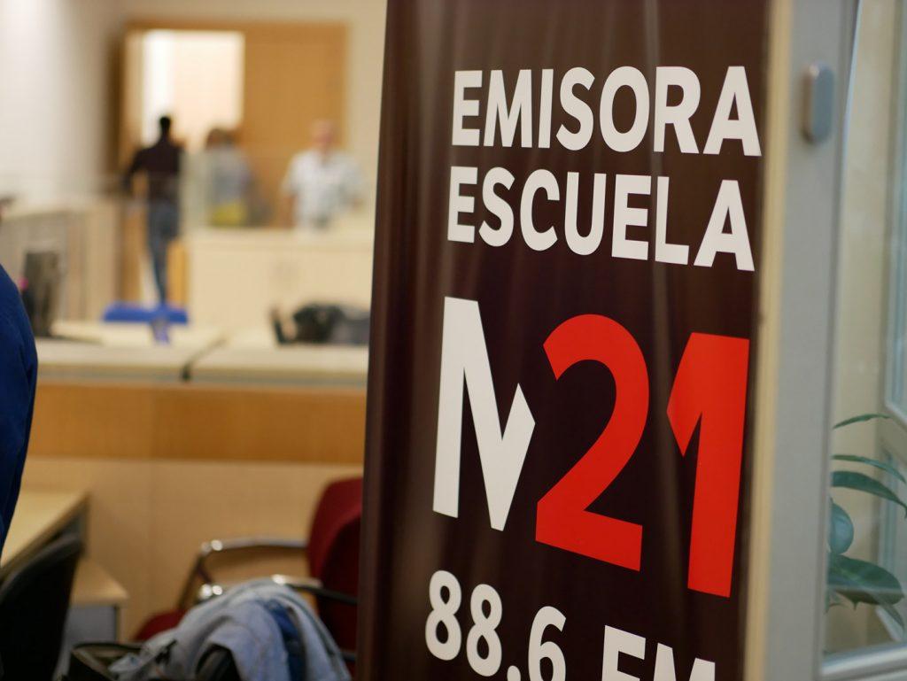 Emisora Escuela M21